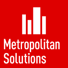 Die Metropolitan Solutions findet com 31. Mai bis 2. Juni in Berlin statt.Logo
