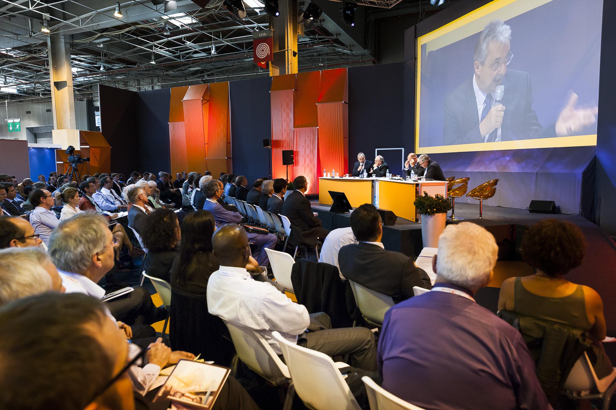 Übersicht über Konferenzen mit Verkehrsbezug auf LogiMobi Events