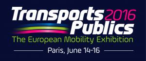 Die Transport Publics 2016 findet im Juni in Paris statt.