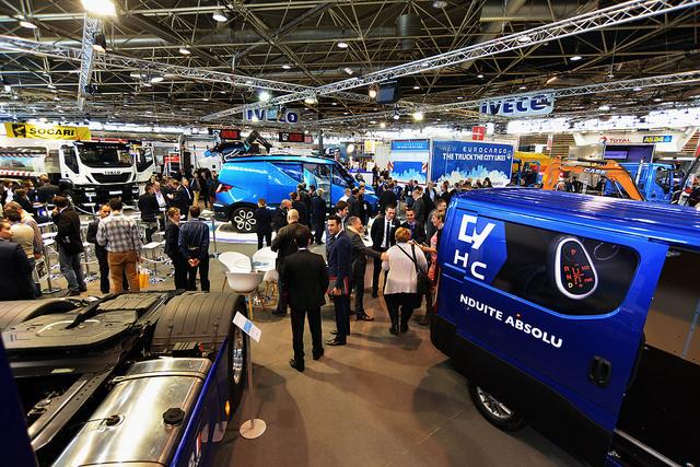 Stadtverkehr ist ein Thema auf der SOLUTRANS im November in Lyon