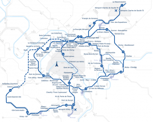 Die Konferenz Paris vernetzt zeigt deutschen Unternehmen aus Logistik und Mobilität die neusten Entwicklungen beim Infrastrukturprojekt Grand Paris Express.