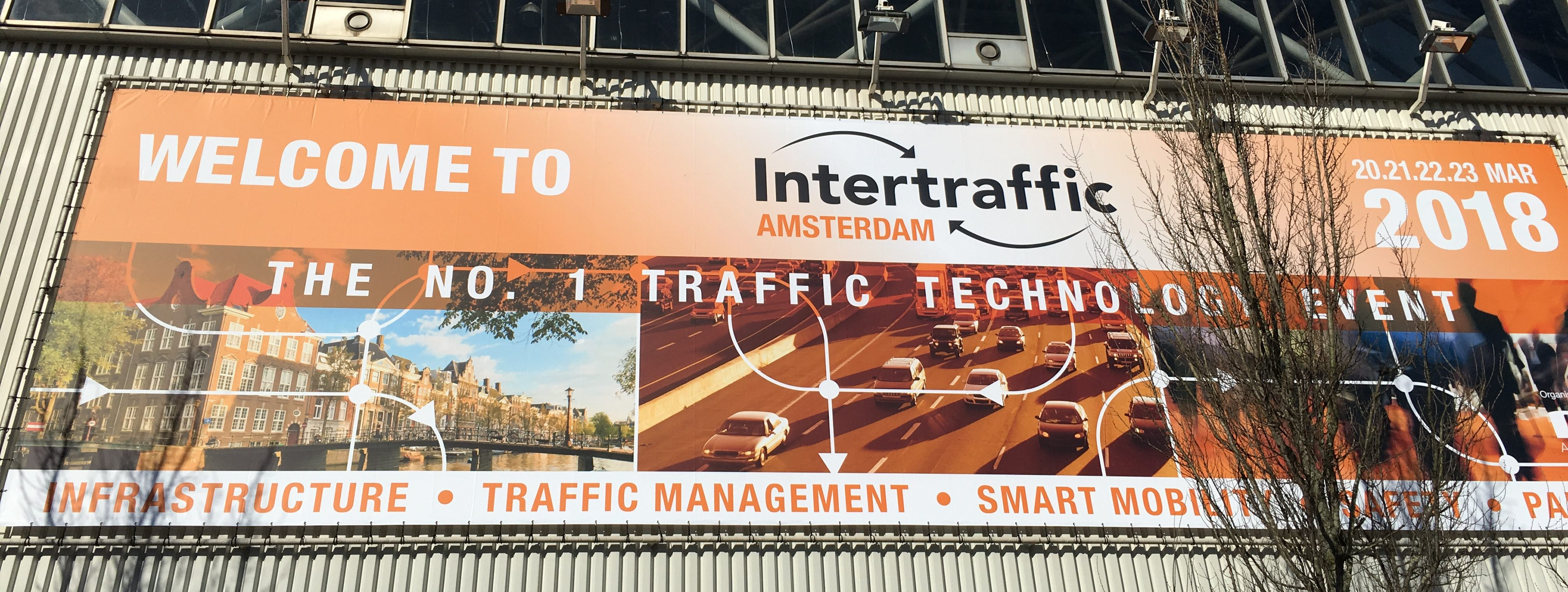 Intertraffic Welcome