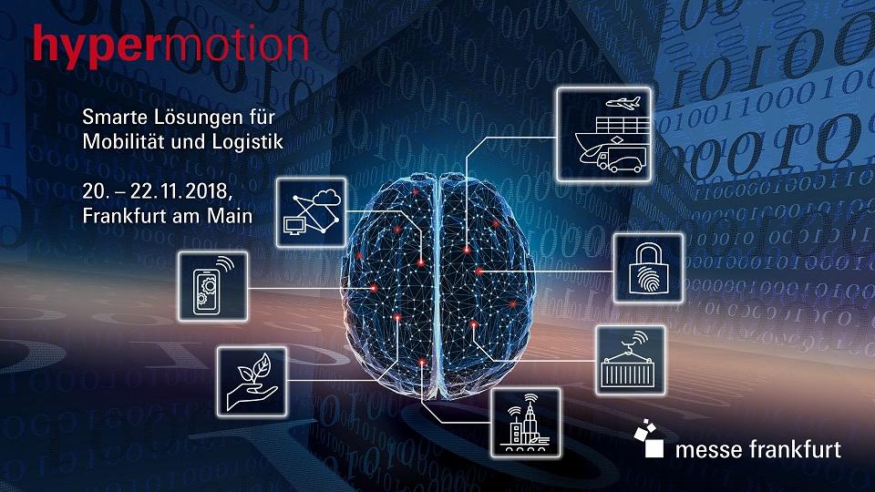 Hypermotion 2018 - Mobilität und Logistik werden eins